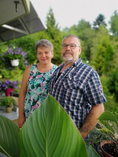 Steinmetzmeister Stefan und Kathrin Matthes